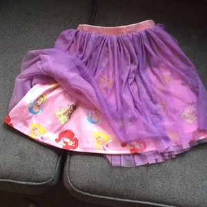 Disney Princess Tulle Skirt